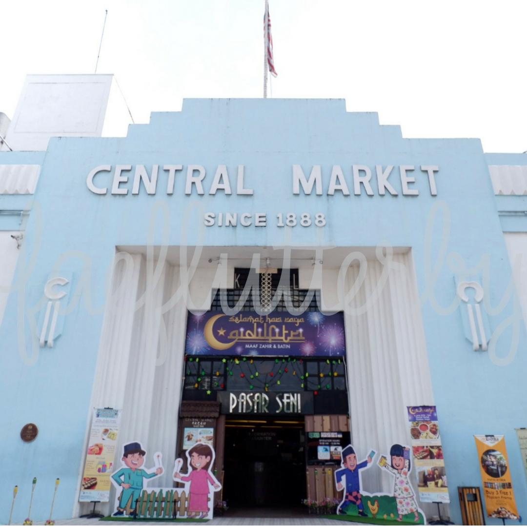 Fae Flutterby - Malaysia Budget & Itinerary_ Kuala Lumpur & Penang - Central Market