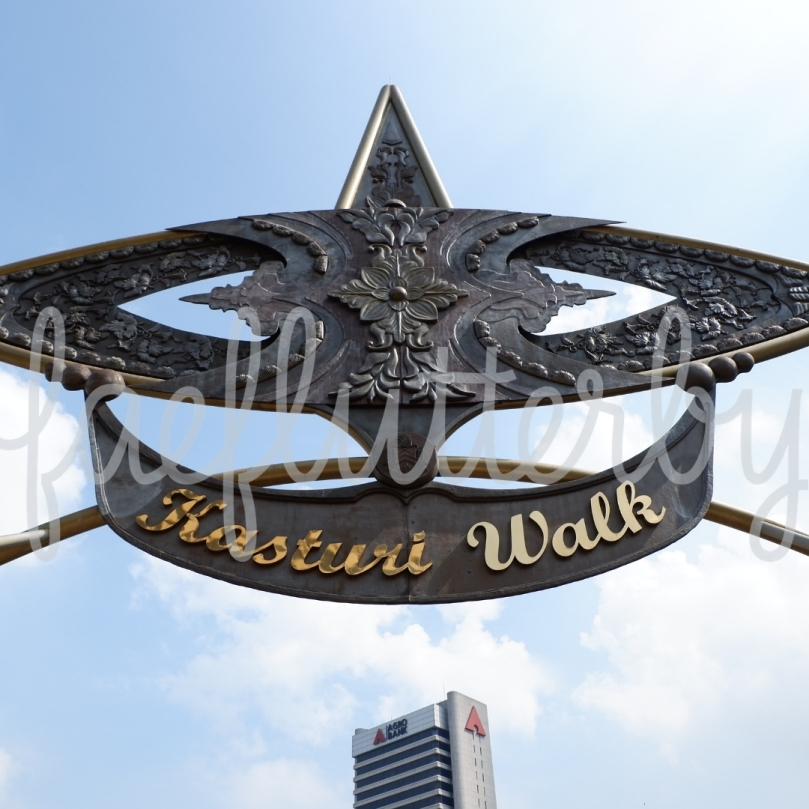 Fae Flutterby - Malaysia Budget & Itinerary_ Kuala Lumpur & Penang - Kasturi Walk
