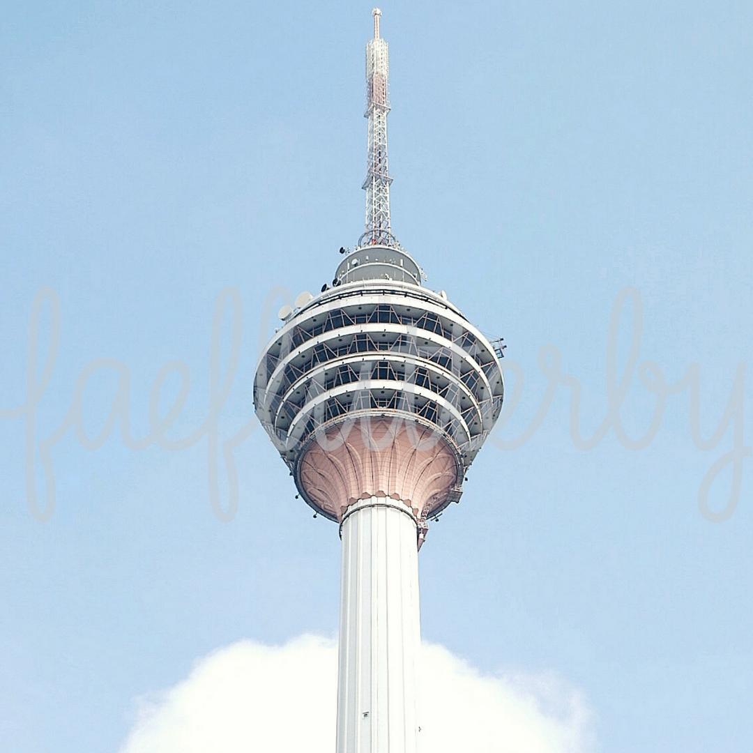 Fae Flutterby - Malaysia Budget & Itinerary_ Kuala Lumpur & Penang - Kuala Lumpur Tower