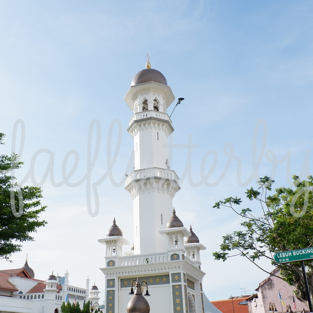 Fae Flutterby - Malaysia Budget & Itinerary_ Kuala Lumpur & Penang - Lebuh Buckingham Tower
