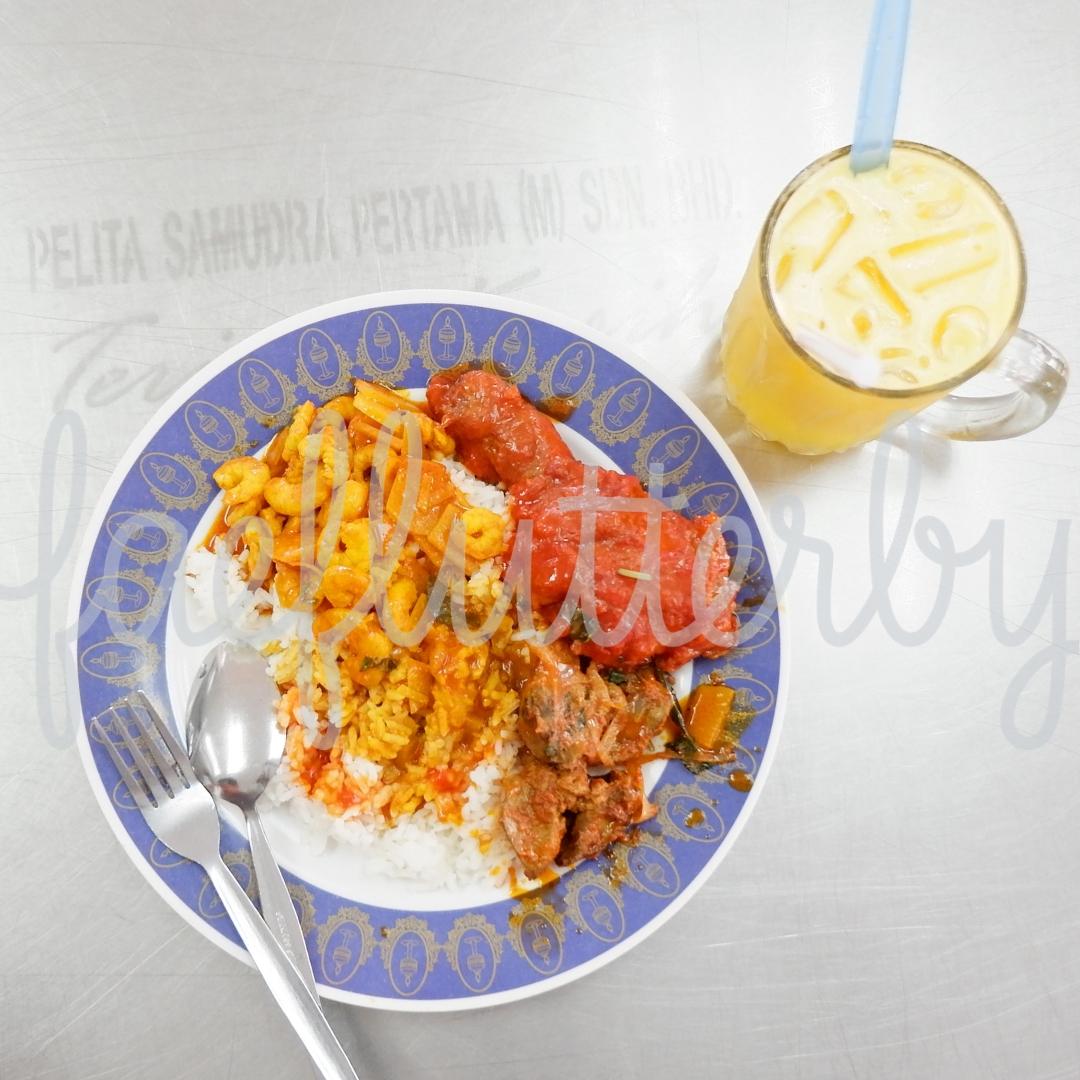Fae Flutterby - Malaysia Budget & Itinerary_ Kuala Lumpur & Penang - Pelita Nais Kandar