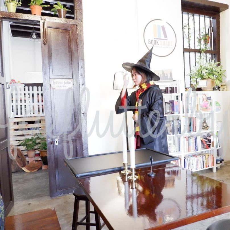 Fae Flutterby - Malaysia Budget & Itinerary_ Kuala Lumpur & Penang - Potterhead Malaysia Witch Hat