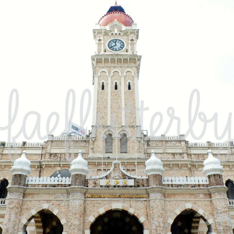 Fae Flutterby - Malaysia Budget & Itinerary_ Kuala Lumpur & Penang - Sultan Abdul Samad Building