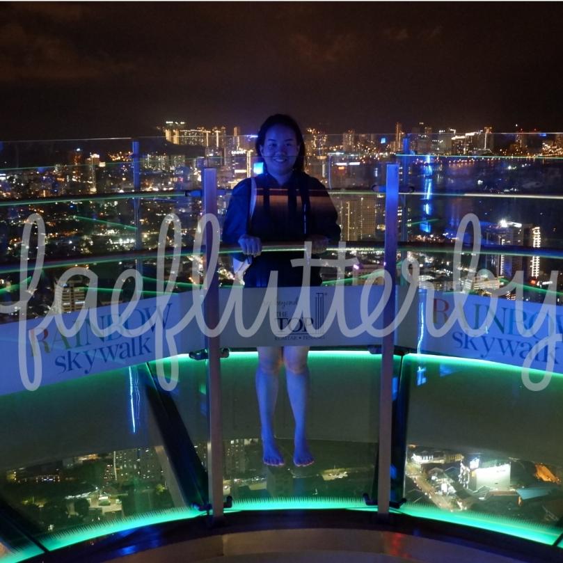 Fae Flutterby - Malaysia Budget & Itinerary_ Kuala Lumpur & Penang - The Top Penang Rainbow Skywalk