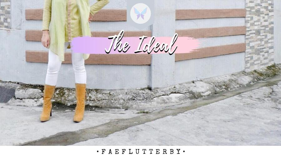 FaeFlutterby The Ideal